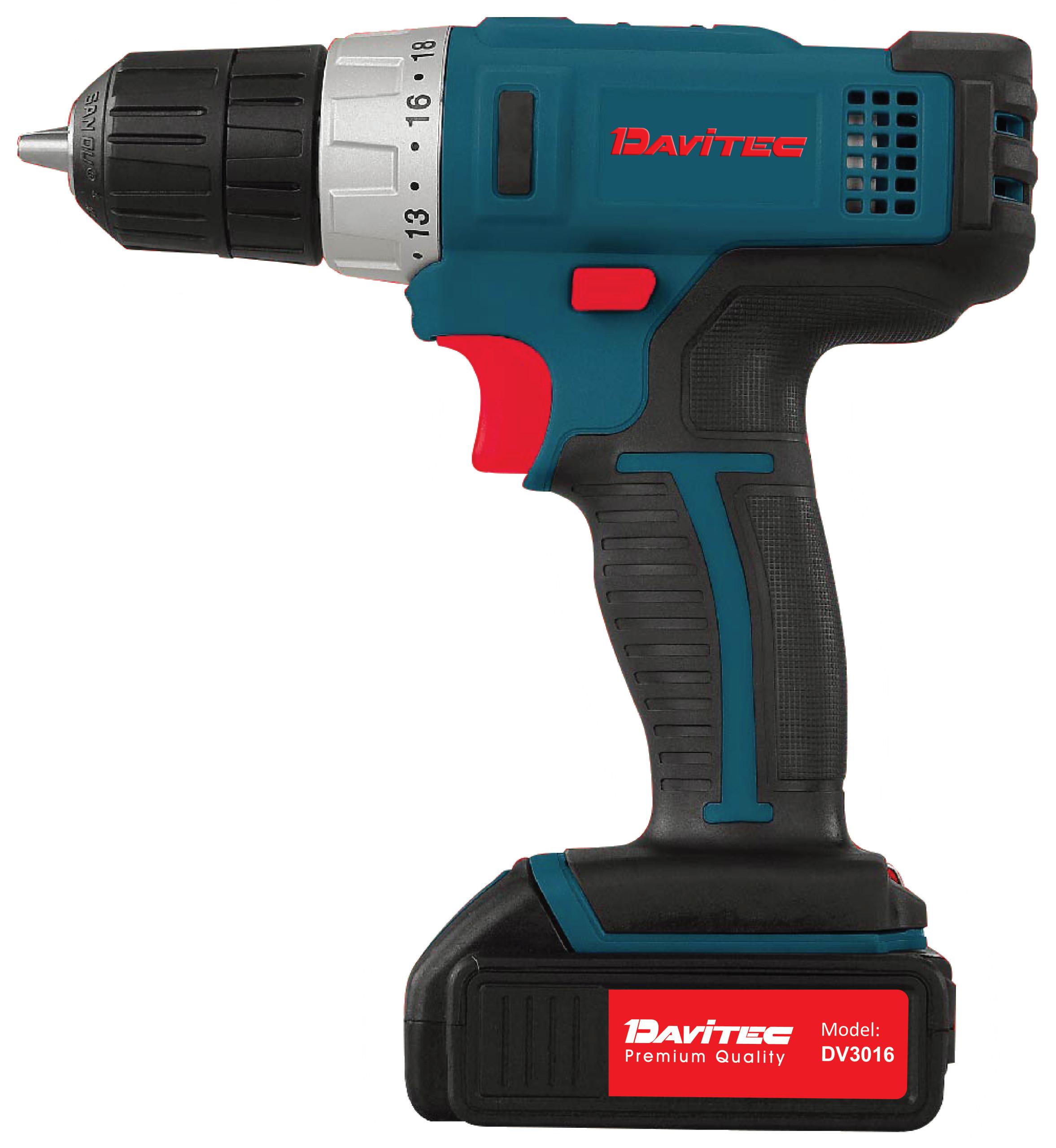 Battery drill DV3016