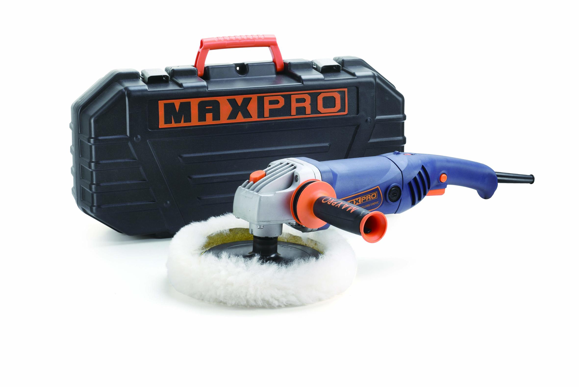 Máy đánh bóng Maxpro MPPO1200/180VC