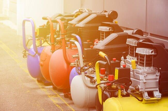 Máy nén khí là máy gì ? Phân loại các loại máy nén khí